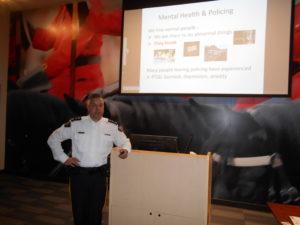 Bottecher presenting