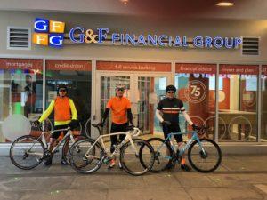 G&F riders