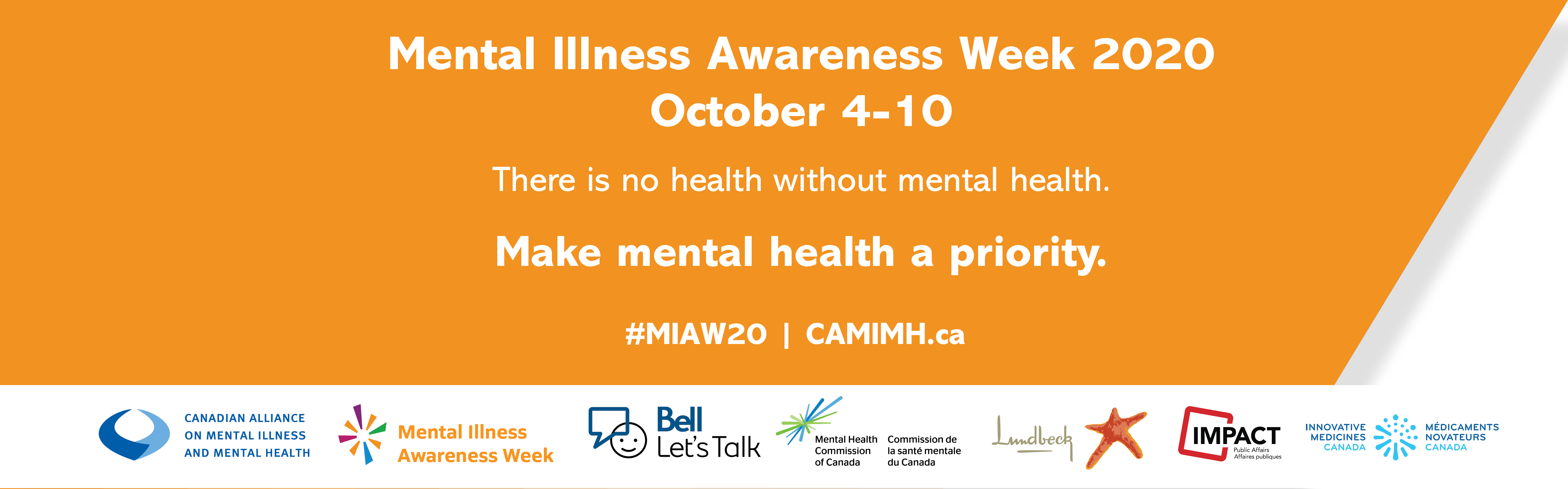Mental Illness Awareness Week Oct. 4-10